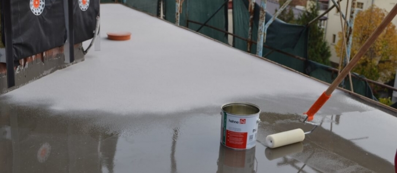 Hidroizolatie balcon