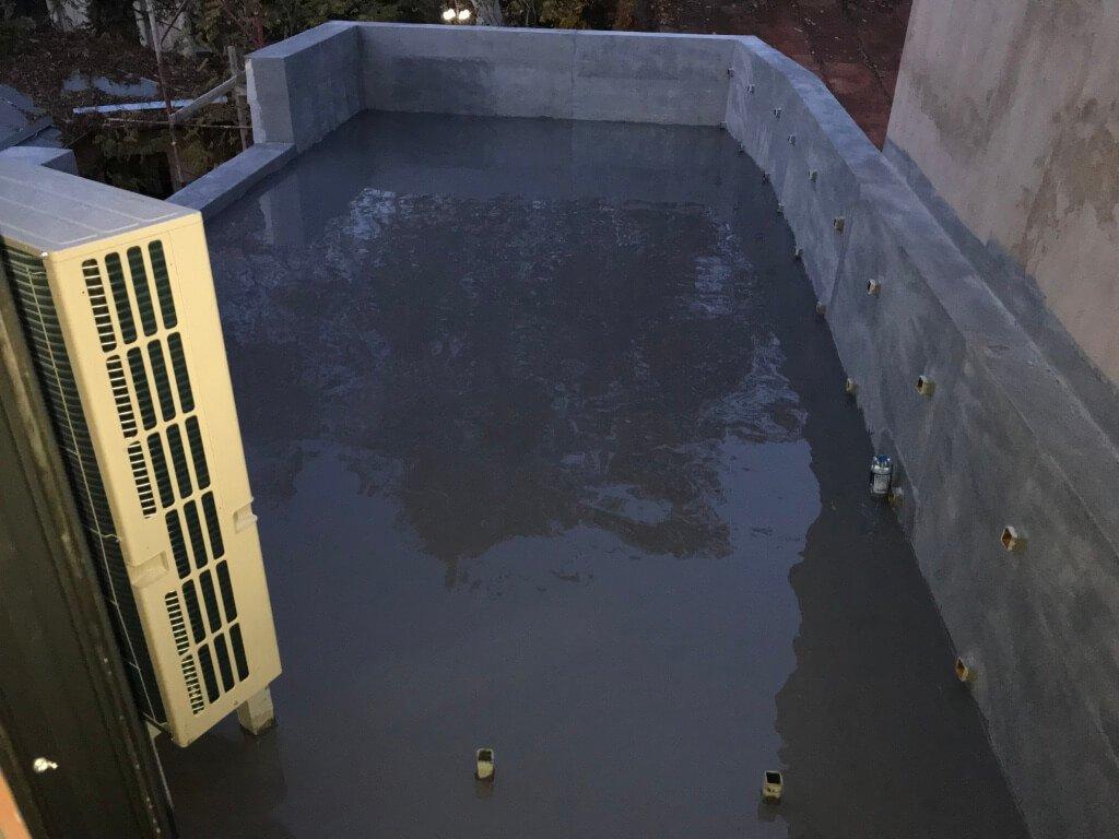 izolatie terasa